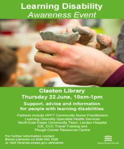 Clacton Learning Disability Awareness Event